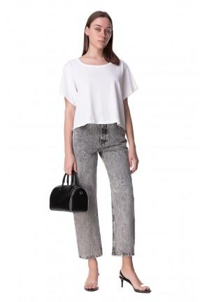 ALEXANDER WANG Укороченные джинсы