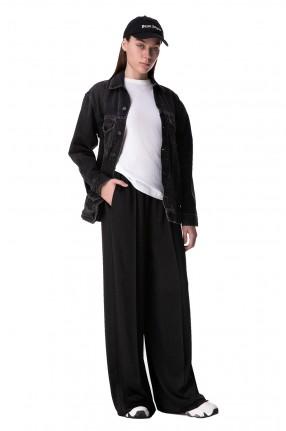 ALEXANDER WANG Удлиненная джинсовая куртка