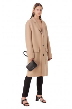 AMI Пальто oversize