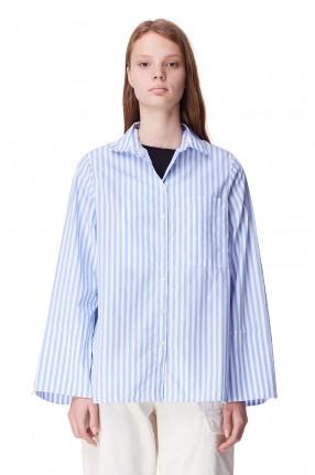 ESSENTIEL ANTWERP Рубашка в полоску
