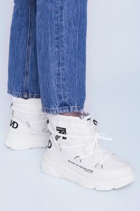 F_WD Ботинки с принтом