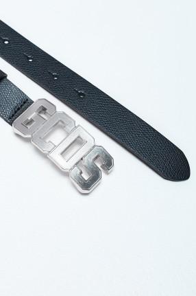 GCDS Ремень с металлическим логотипом