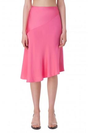 HELMUT LANG Асимметричная юбка