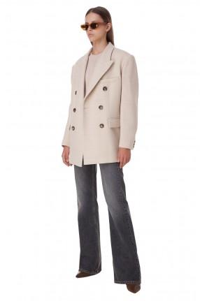 ISABEL MARANT Двубортное пальто
