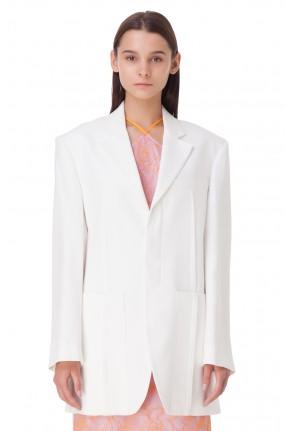 JACQUEMUS Удлиненный пиджак