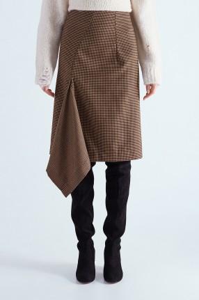 MO&CO EDITION Асимметричная юбка
