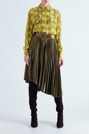 MO&CO EDITION Блуза с анималистическим принтом