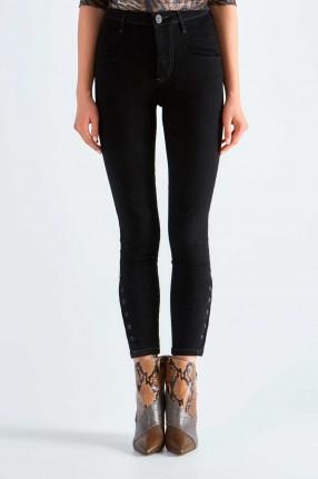 ONE TEASPOON Укороченные джинсы