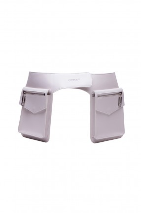 OFF-WHITE Пояс с накладными карманами