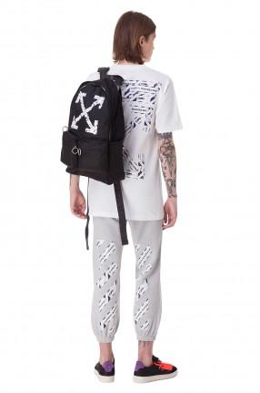OFF-WHITE Укороченные брюки