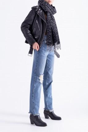 RAIINE Кожаная куртка косуха