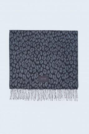 RAIINE Леопардовый шарф