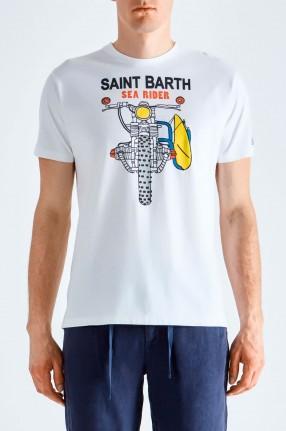 MC2 ST.BARTH Футболка