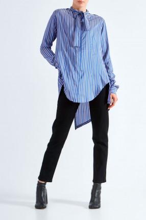 UNRAVEL PROJECT Блуза в полоску