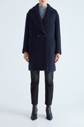 WHISTLES Двубортное пальто